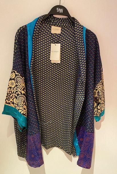 Lotus Short Kimono