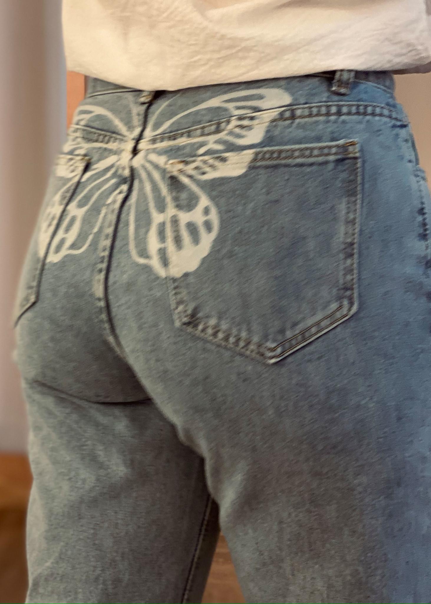 Butterfly Jeans-1