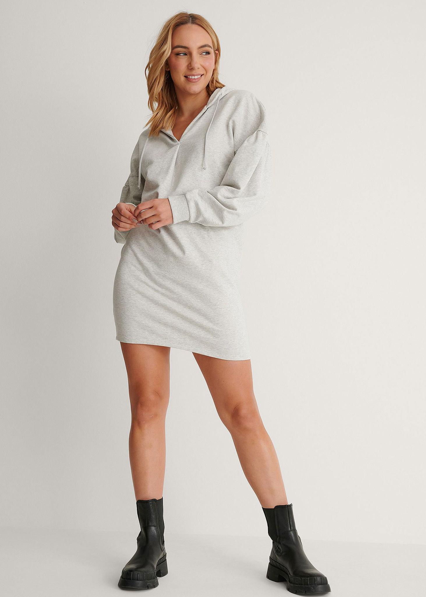 Hoodie Dress-1