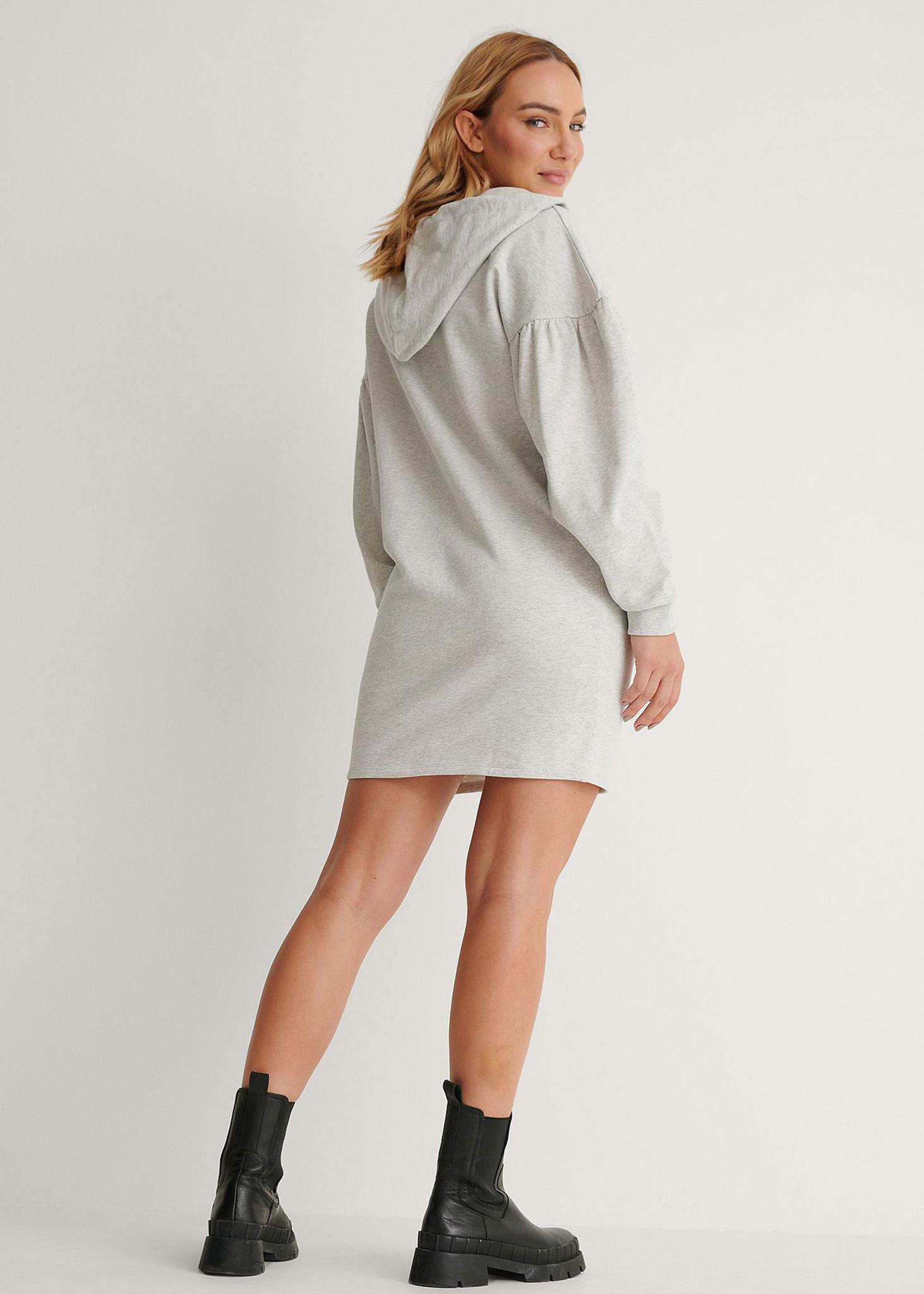 Hoodie Dress-2