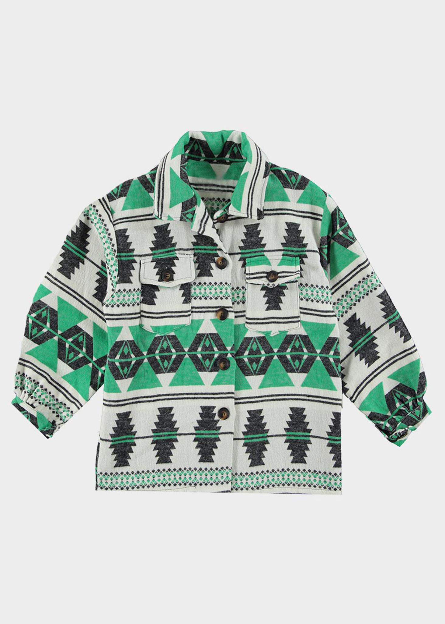 Aztec Jasje Groen-1