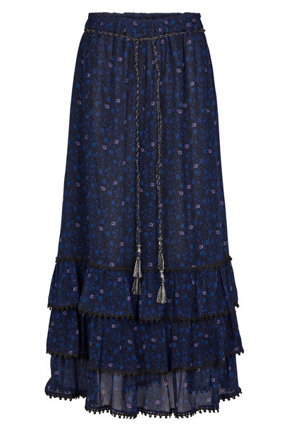 Amara Skirt Mazarine Blue