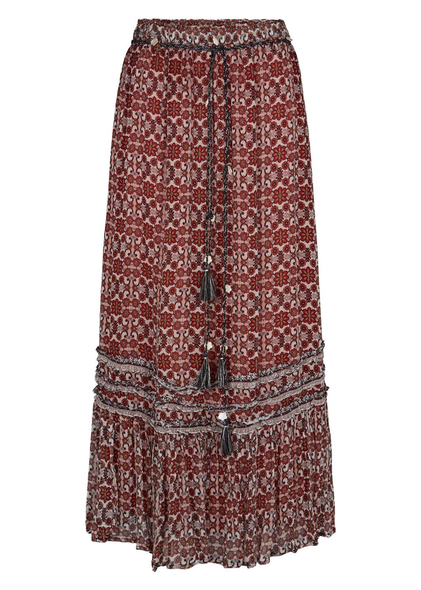 Virginia Skirt Ketchup-1