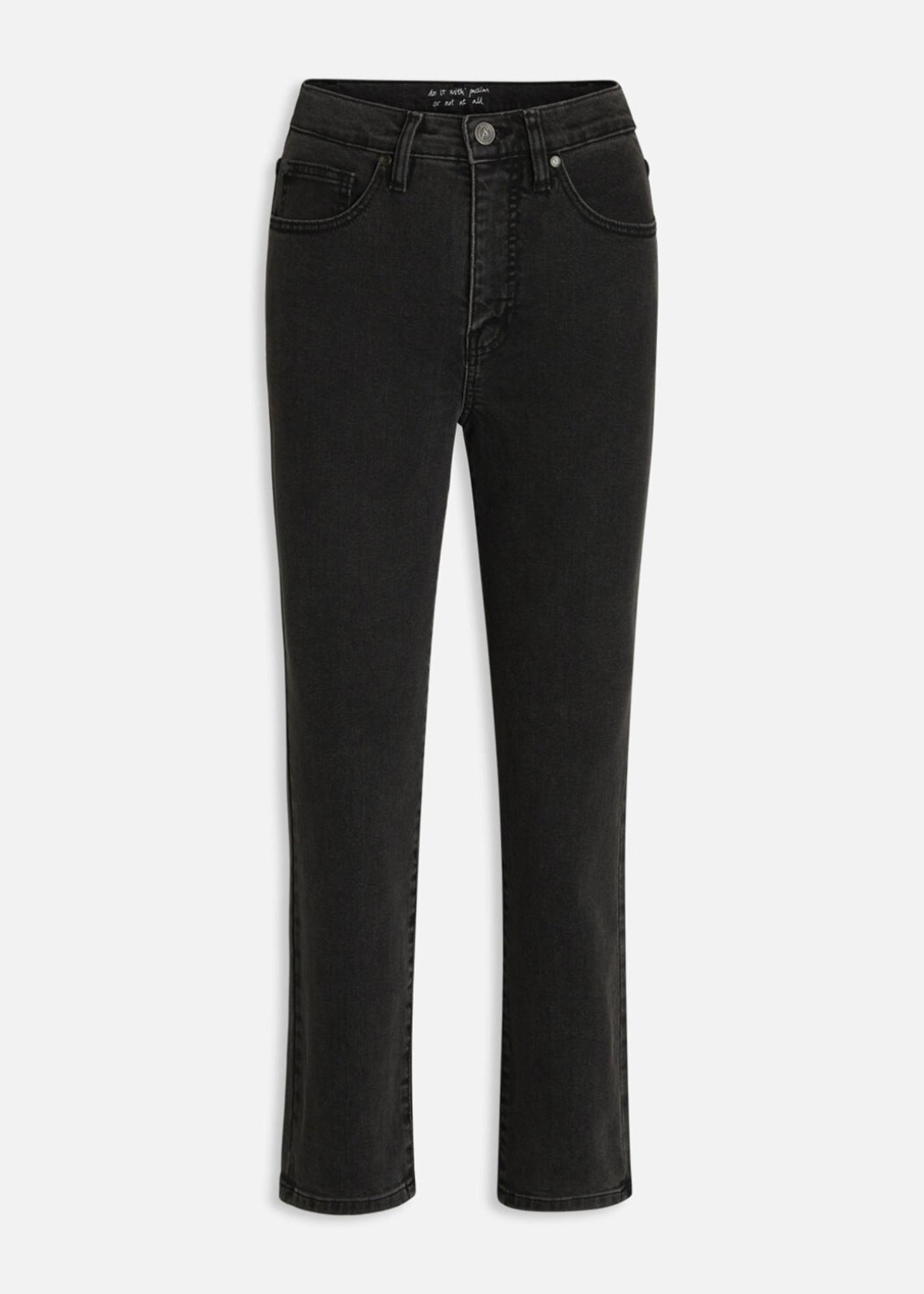 Black Wash Jeans-1