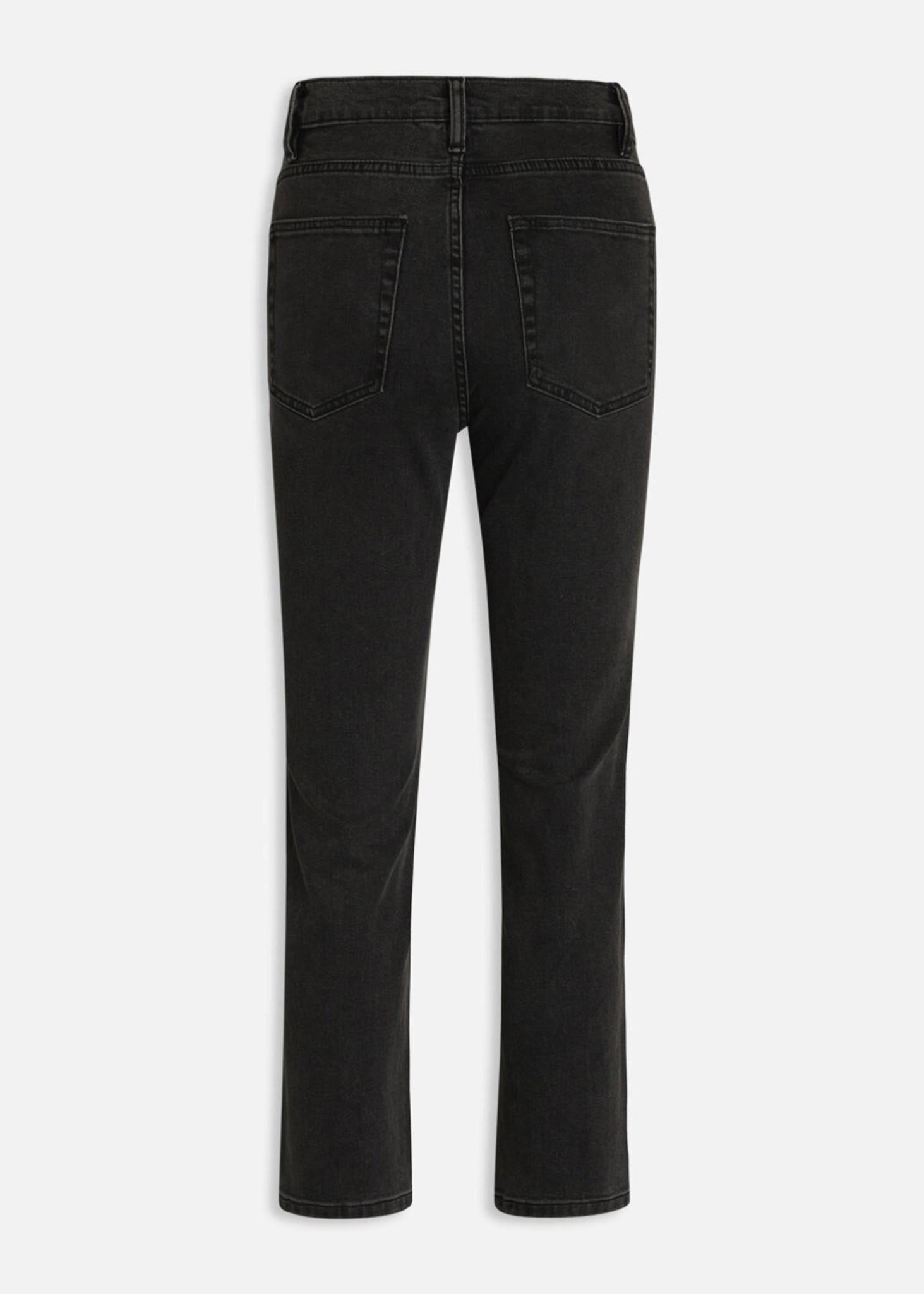Black Wash Jeans-2