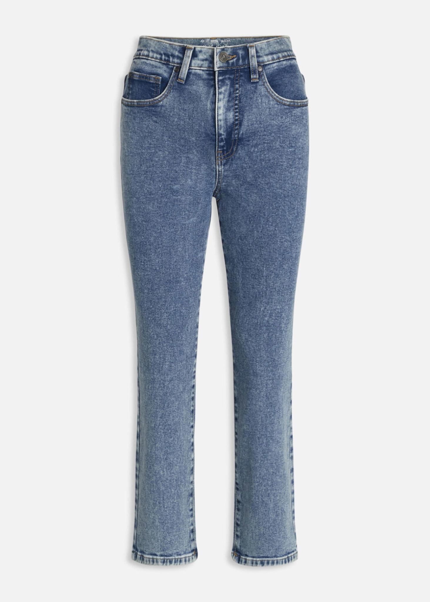 Medium Blue Jeans-1