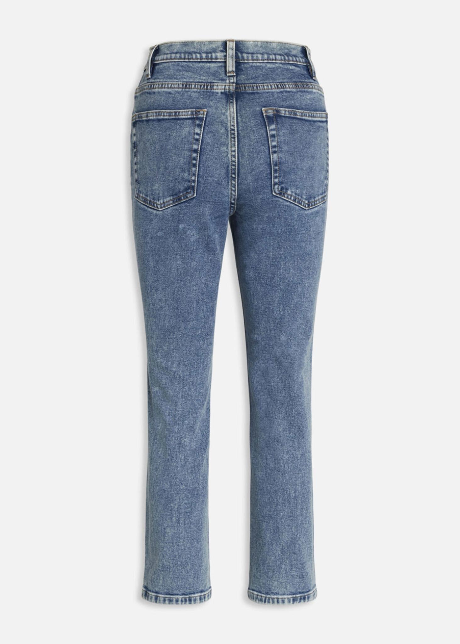 Medium Blue Jeans-2
