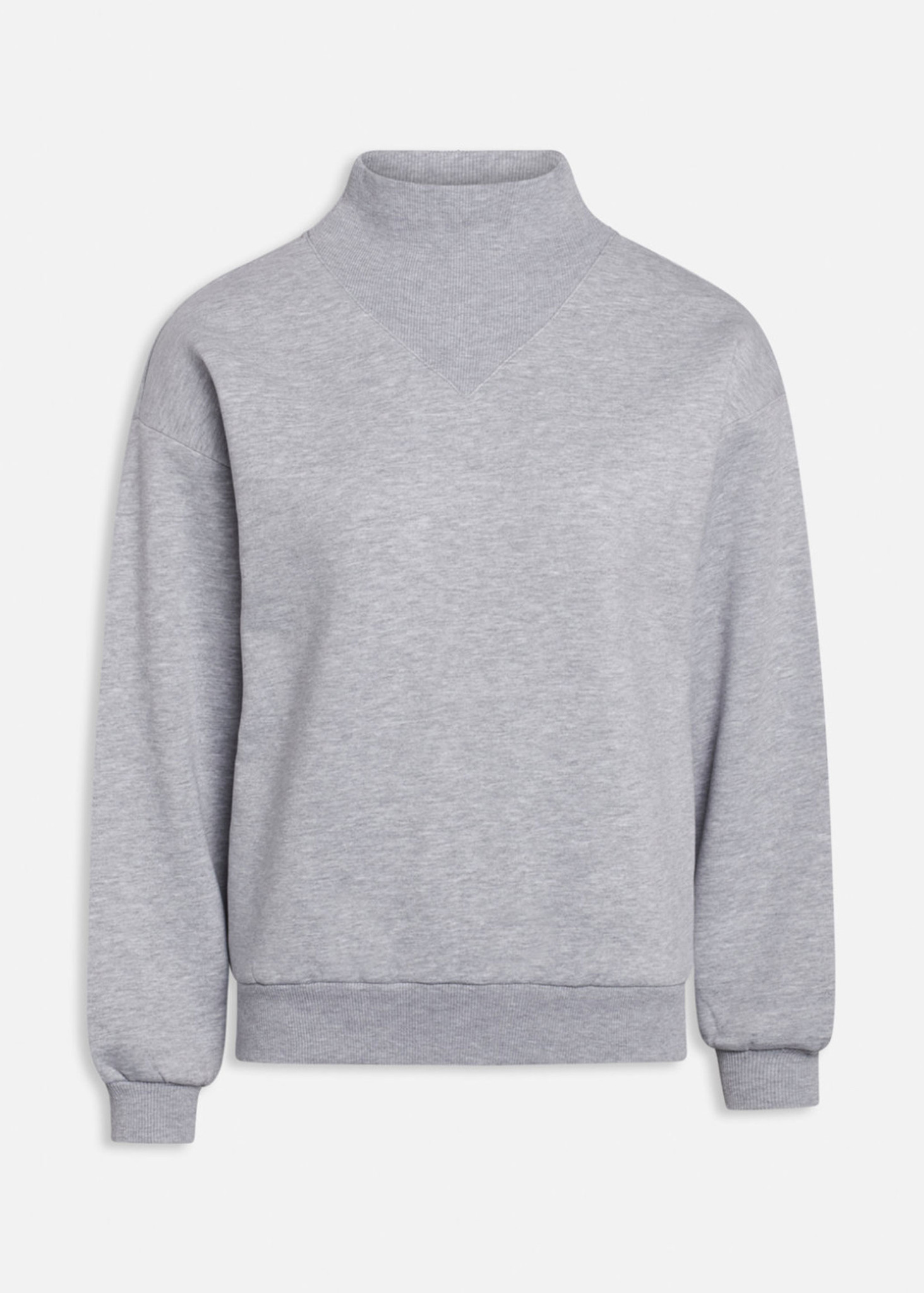 Isabel Sweater Grey-1