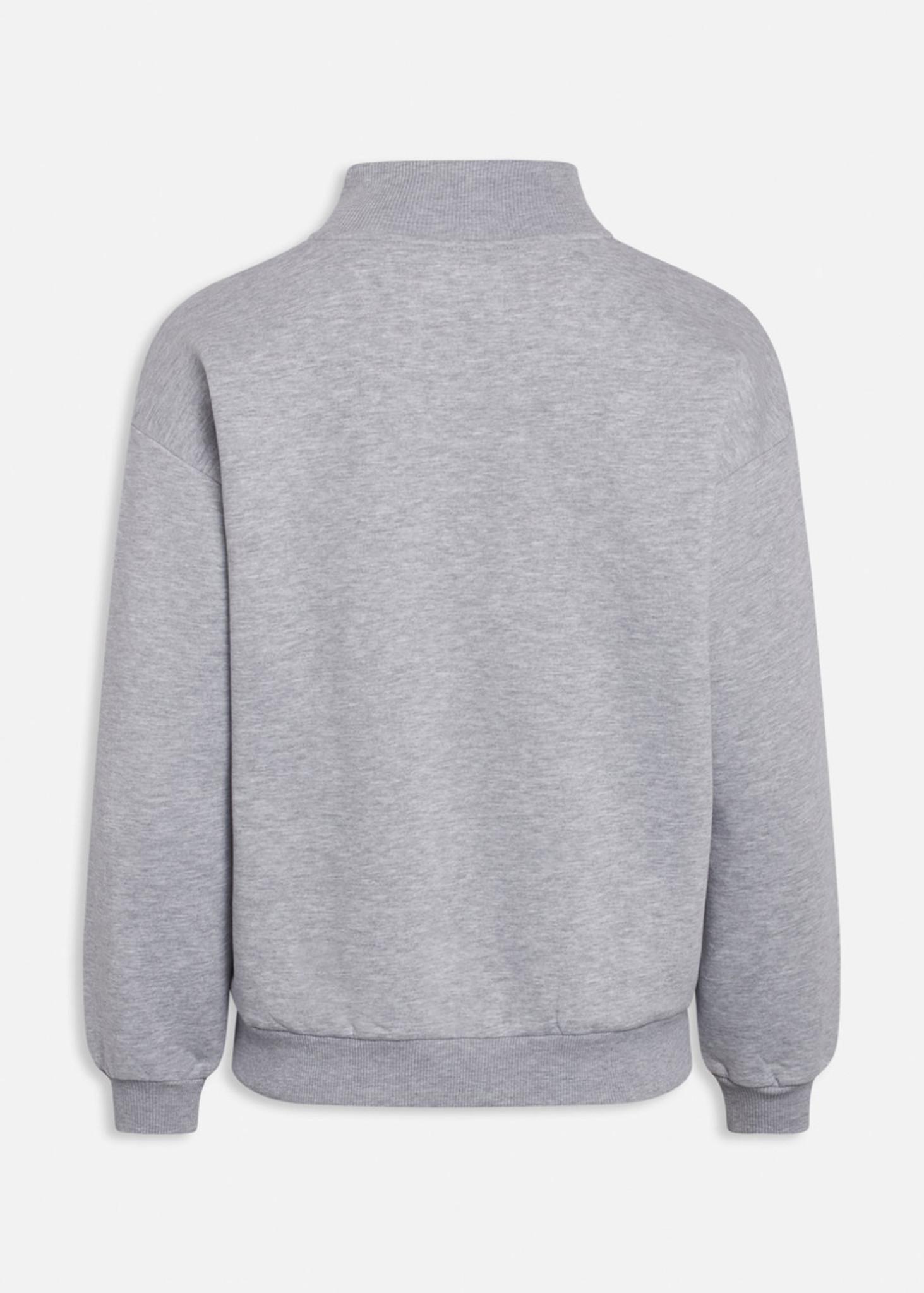 Isabel Sweater Grey-2