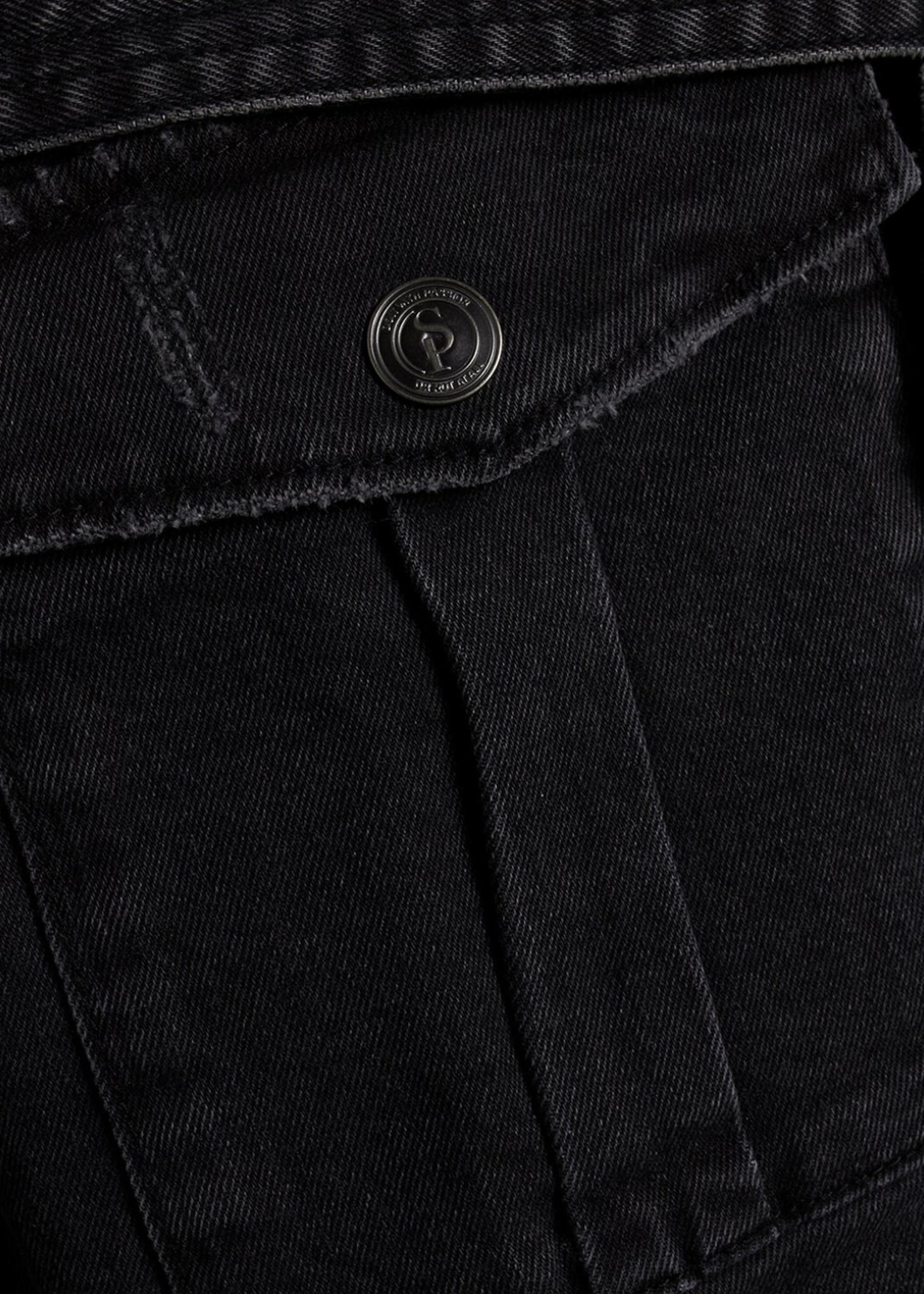 Black Wash Olli Jacket-2