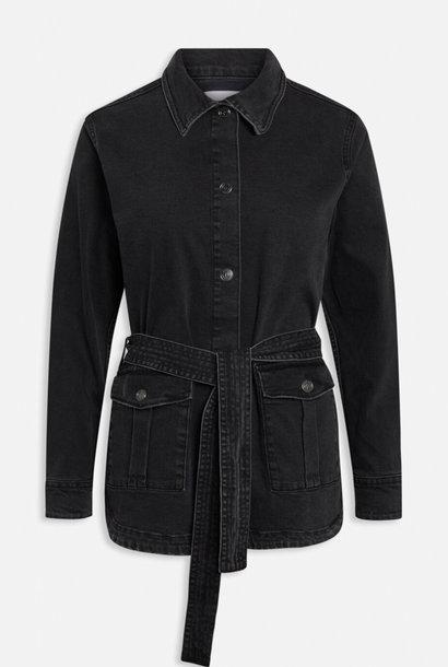 Black Wash Olli Jacket