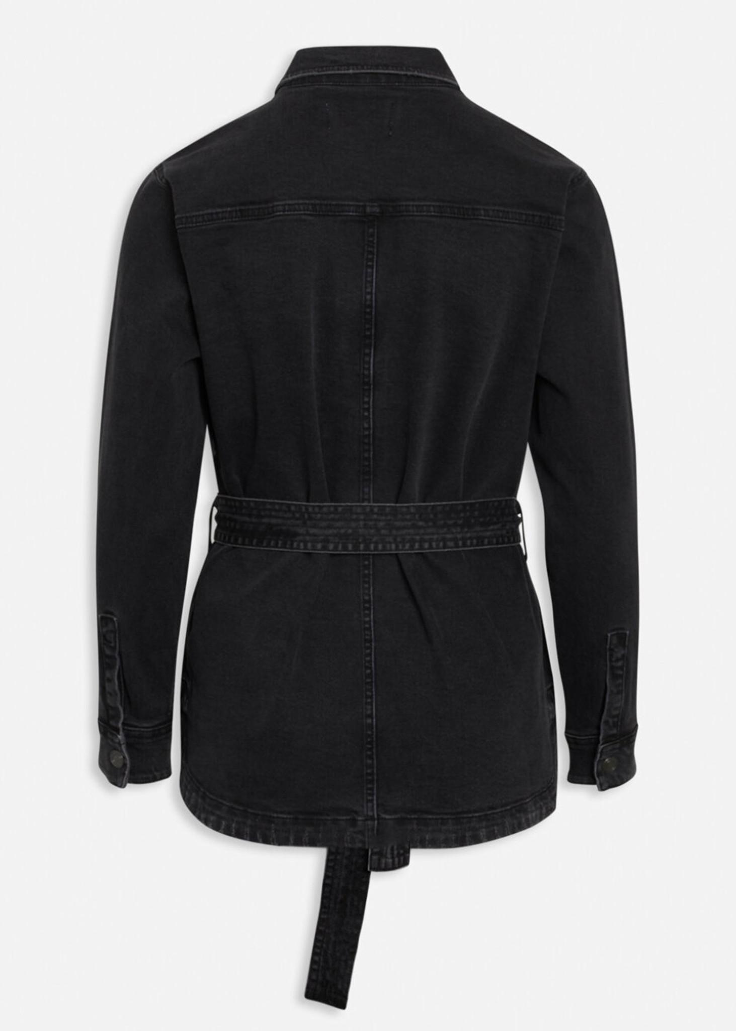Black Wash Olli Jacket-3