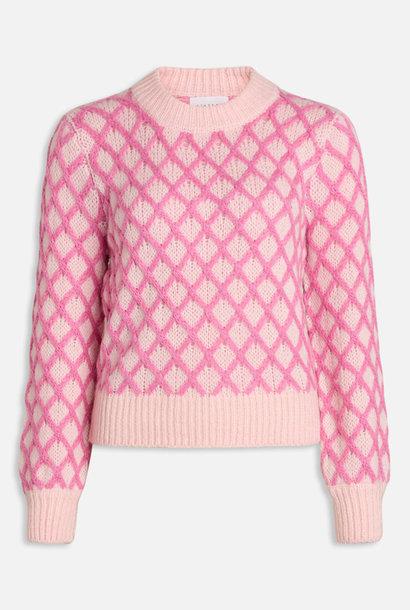 Laya Pink Sweater