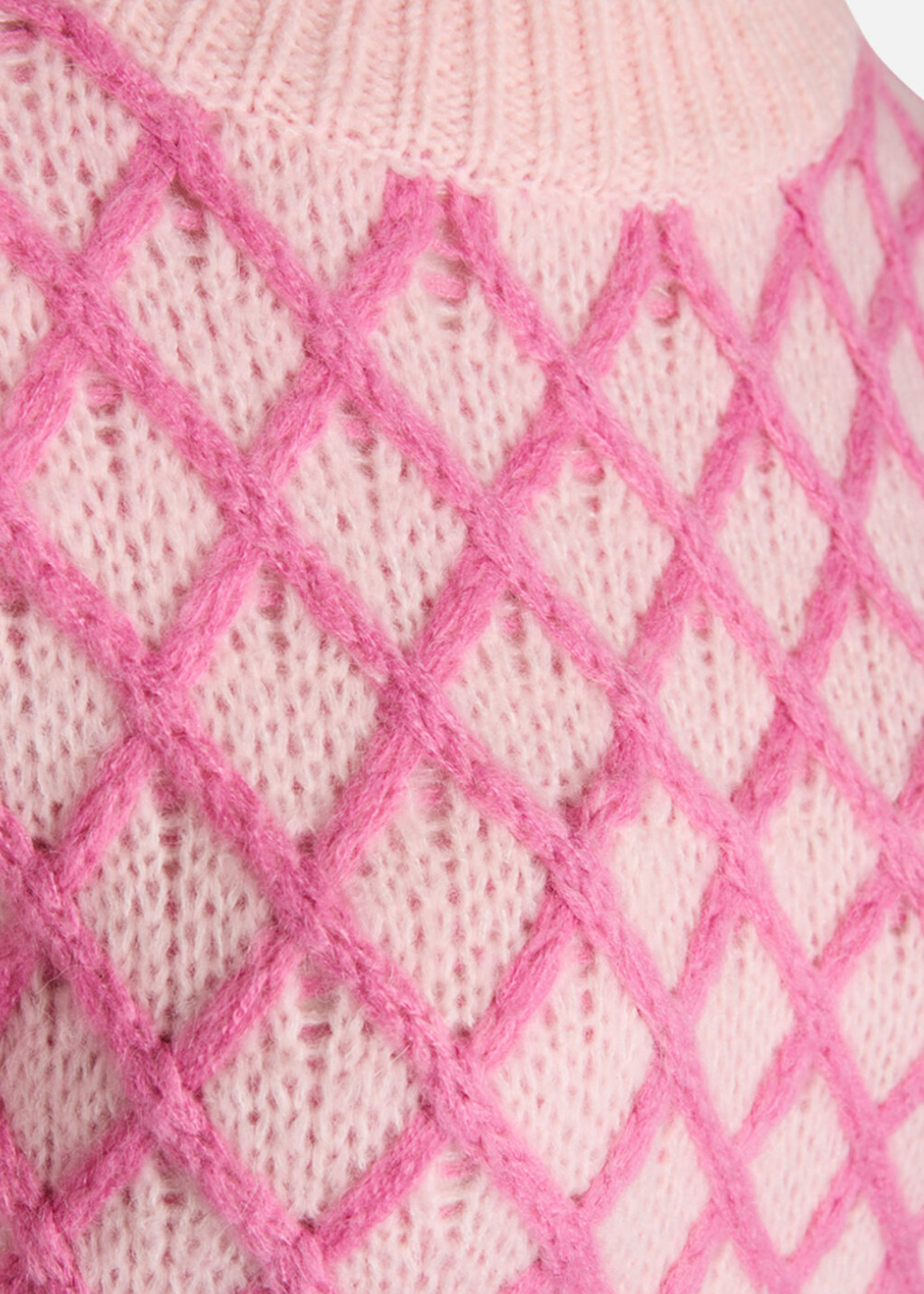 Laya Pink Sweater-3