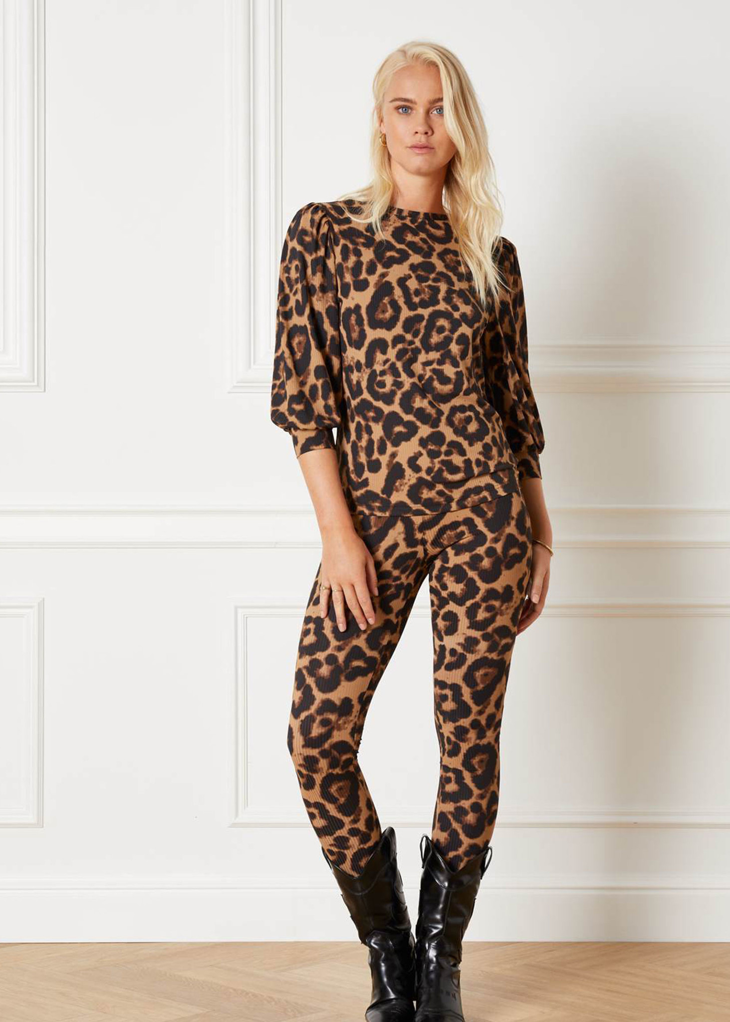 Leopard Legging-2