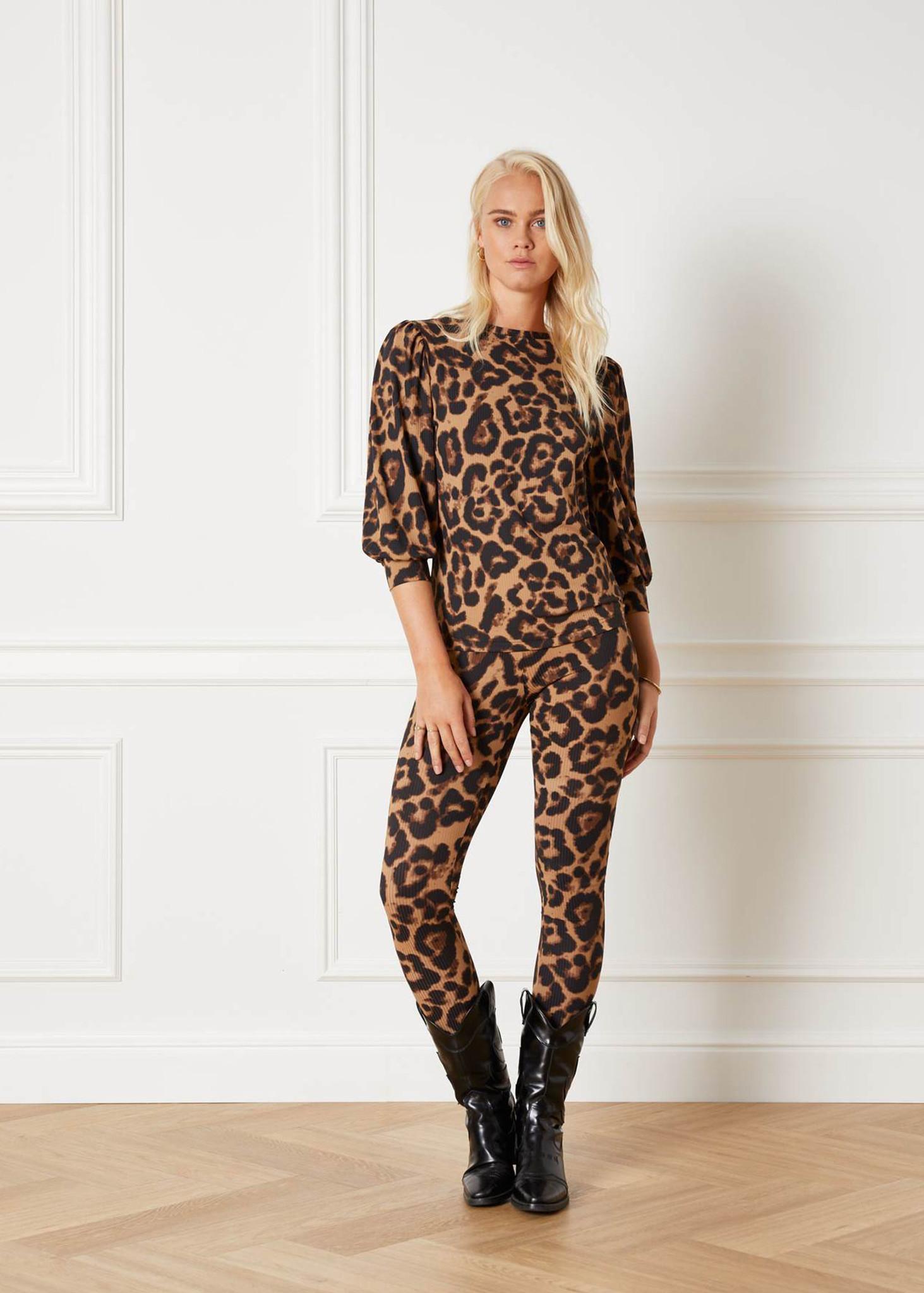Leopard Legging-3
