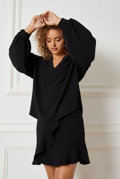 Flowy Skirt Black
