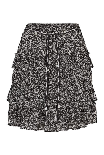 Harmoni Skirt Black