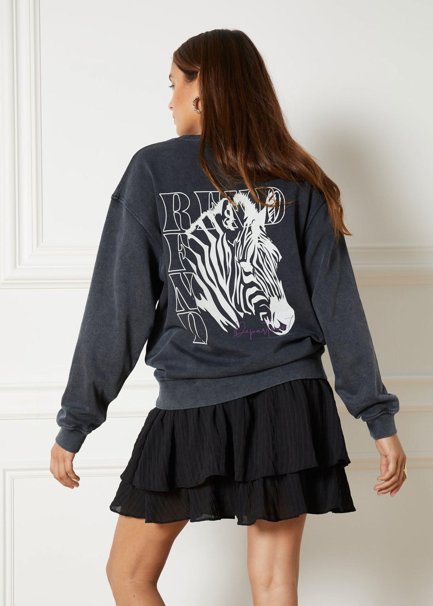 Izzy Zebra Sweater-1