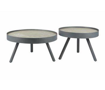 ZENZ Salontafel beton medium