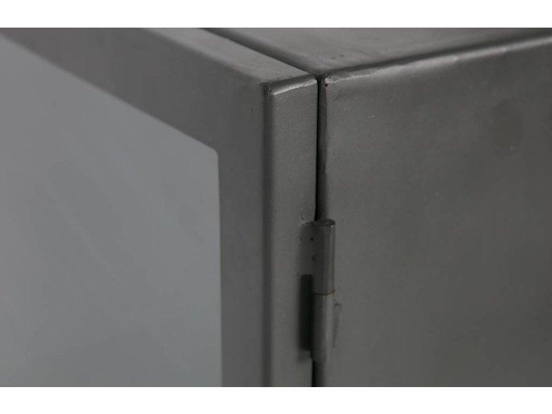 ZENZ Vitrinekastje metaal