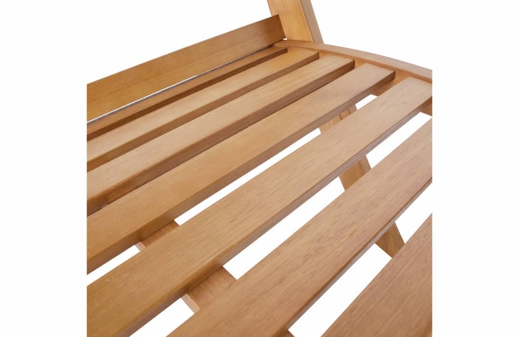 houten bankje - zenz
