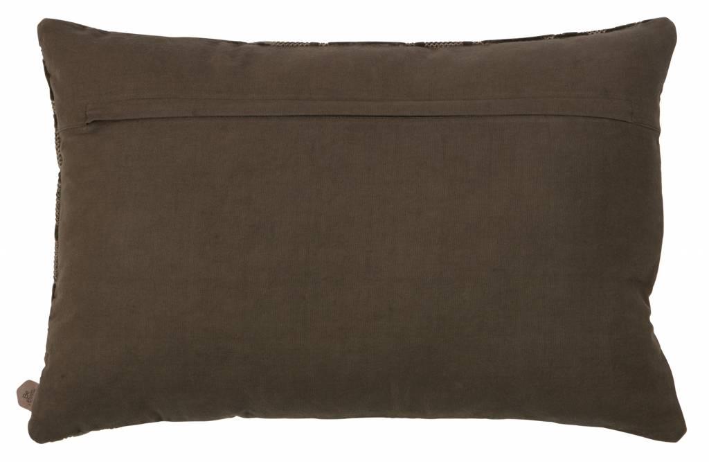 Kussen klei fluweel 40x60 cm-2