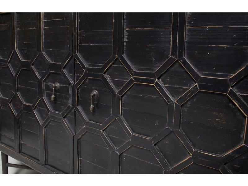 ZENZ 2-deurs kast pattern