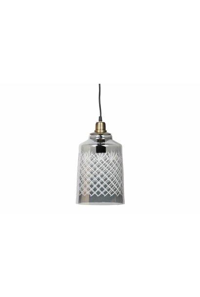 Hanglamp hayden grijs