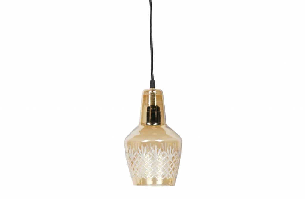 Hanglamp sydney antique brass-1