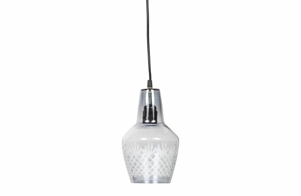 Hanglamp sydney grijs-1