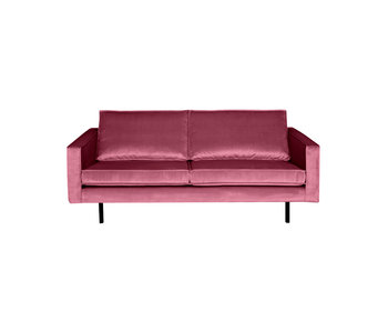 ZENZ Velvet 2,5-zits bank roze
