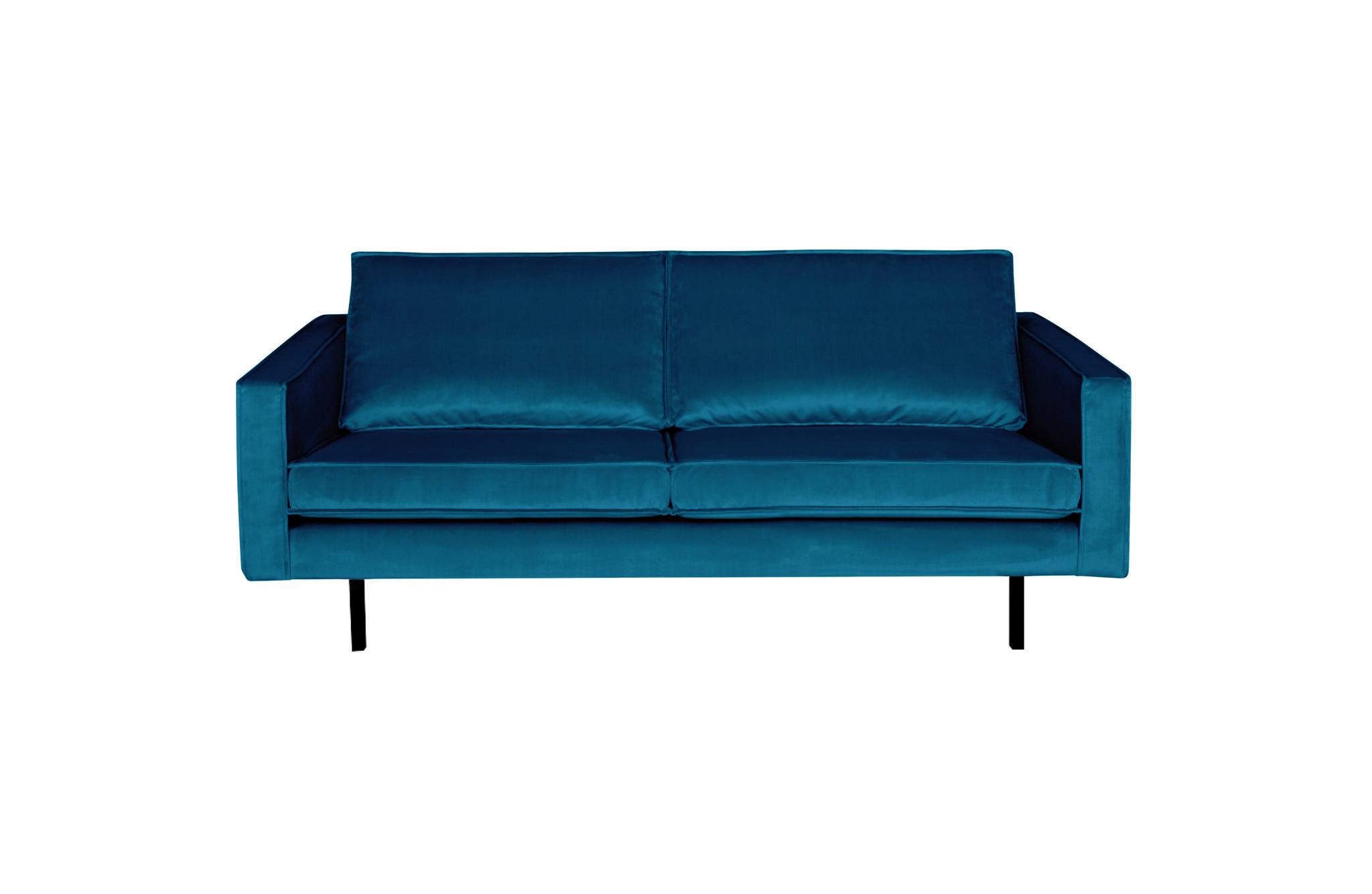 Velvet 2,5-zits bank blue-1
