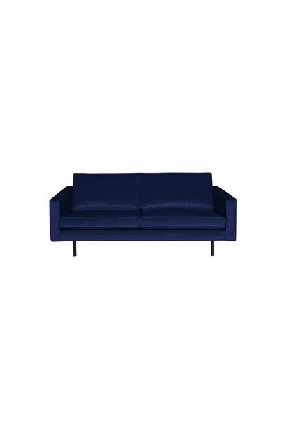 Velvet 2,5-zits bank night blue