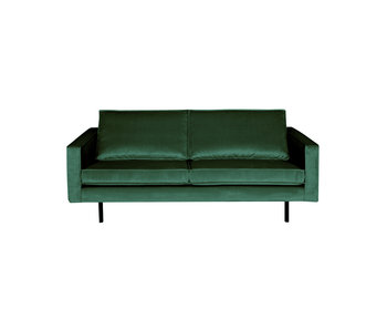ZENZ Velvet 2,5-zits bank forest green