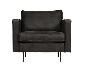 ZENZ Fauteuil classic zwart