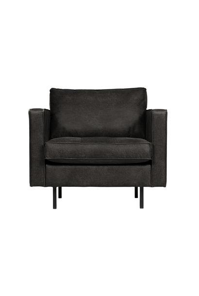 Fauteuil classic zwart