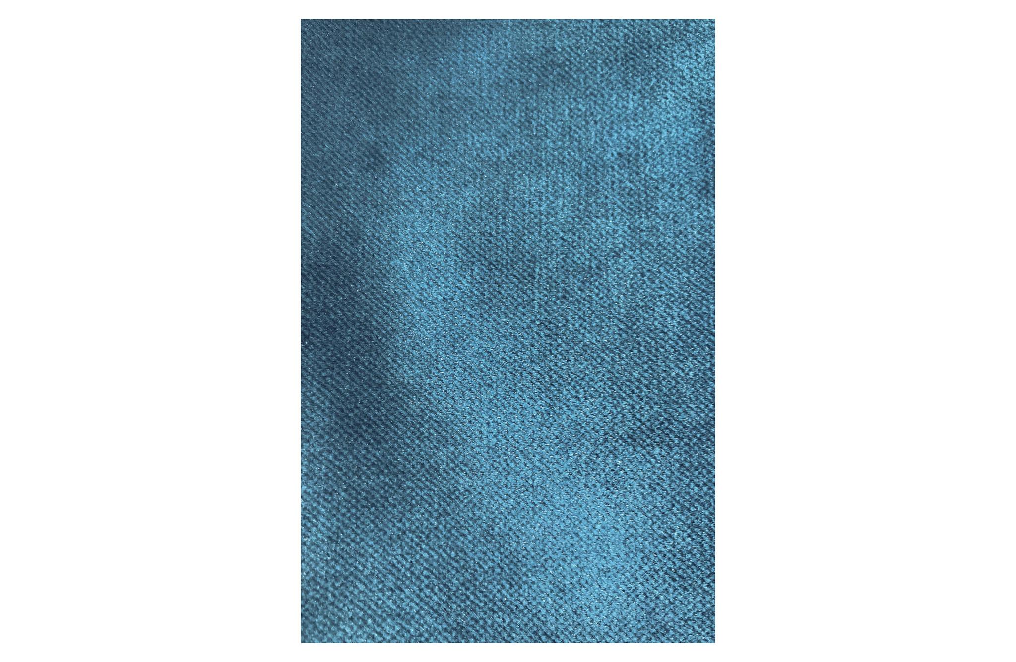 3-Zits bank velvet blue-2