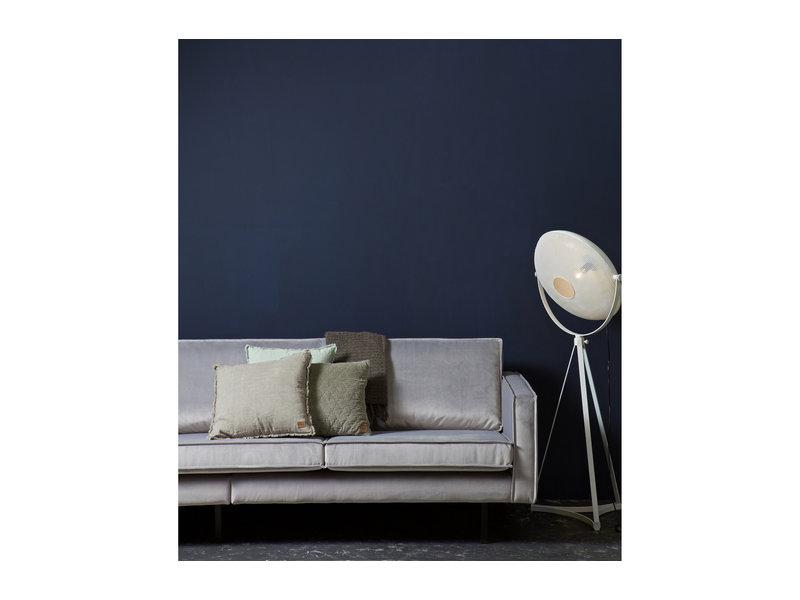 ZENZ 3-Zits bank velvet licht grijs