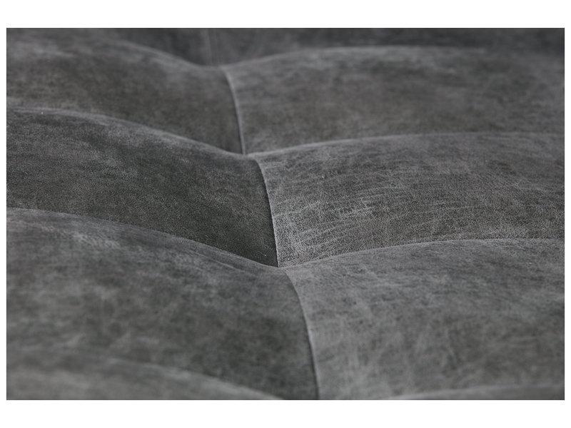 ZENZ 3-Zits bank classic zwart