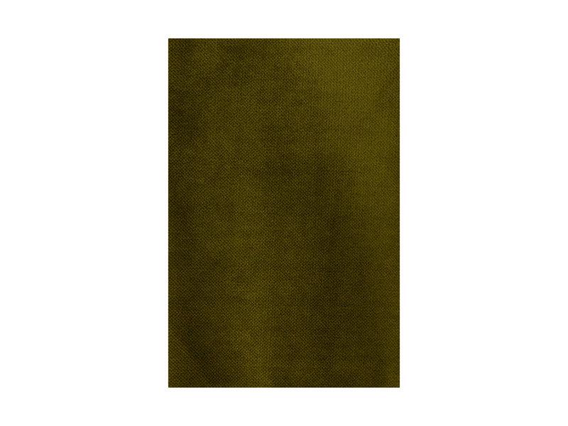 ZENZ fauteuil velvet olive