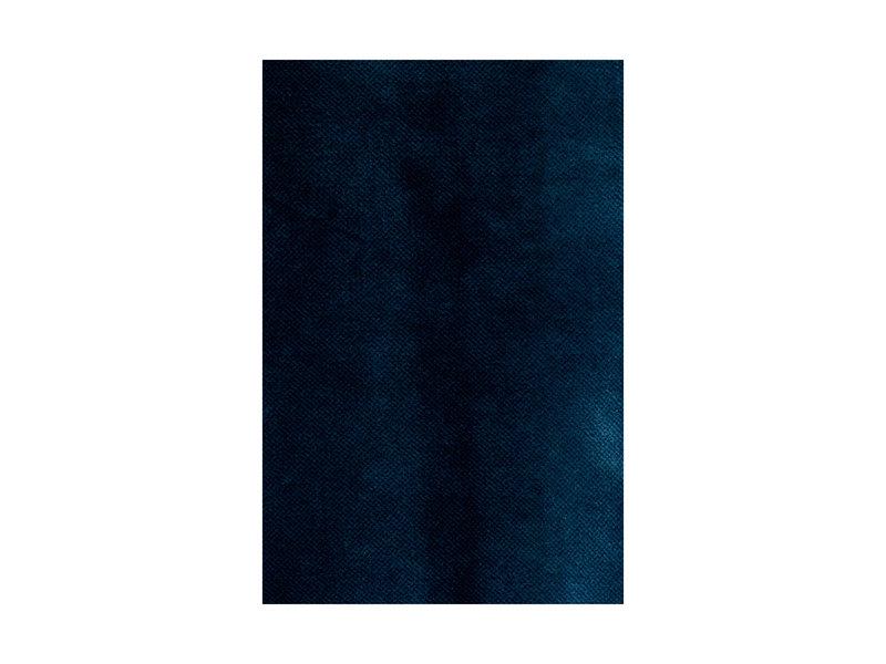 ZENZ fauteuil velvet night blue