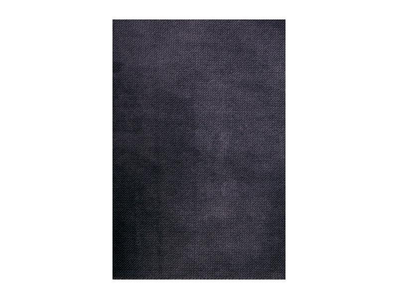 ZENZ Velvet chaise longue rechts donker grijs