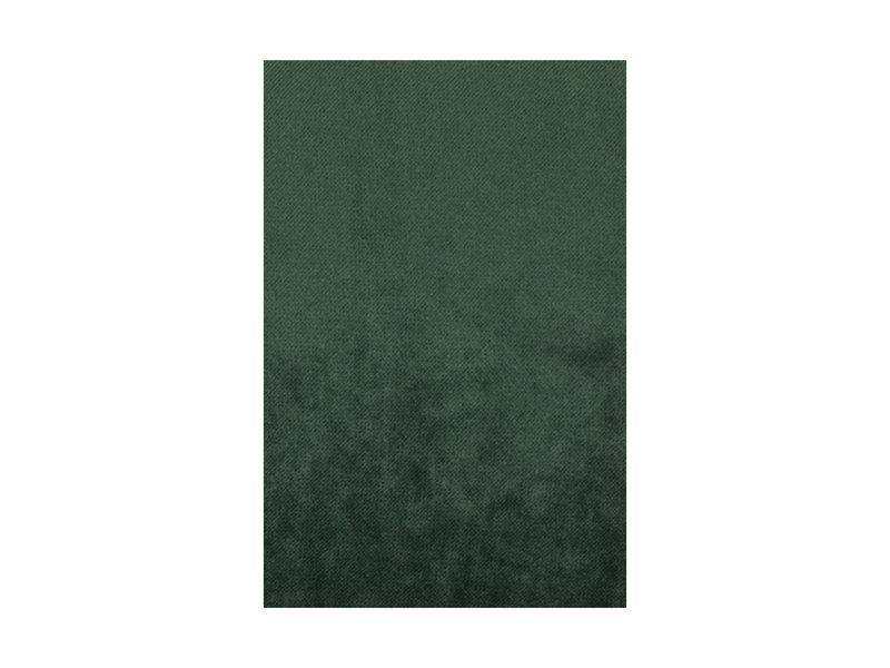 ZENZ Velvet chaise longue rechts forest green