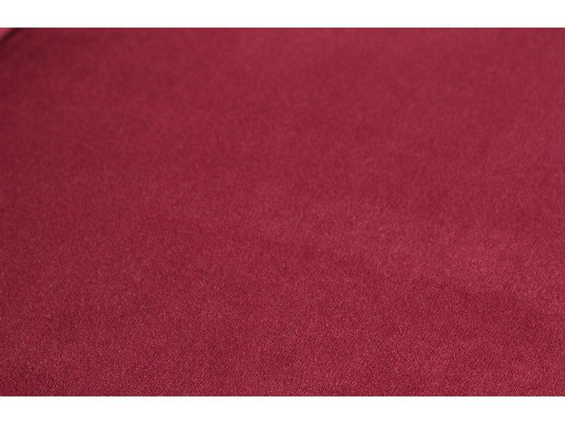 ZENZ Velvet chaise longue rechts red