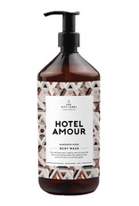 The Gift Label Body Wash Manderin Musk Hotel Amour