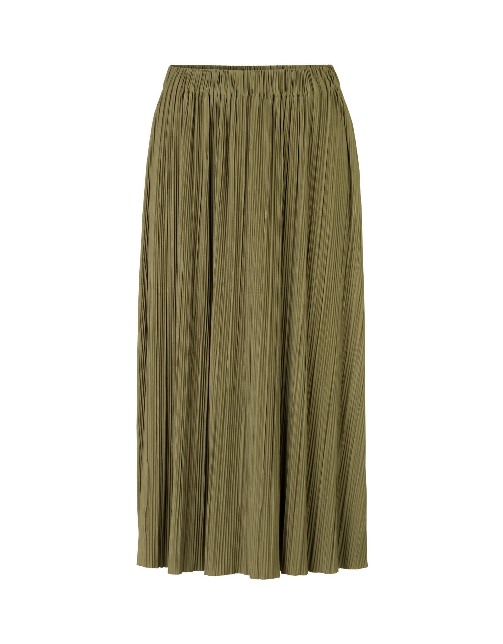 Samsoe & Samsoe Uma skirt 10167 Gothic olive