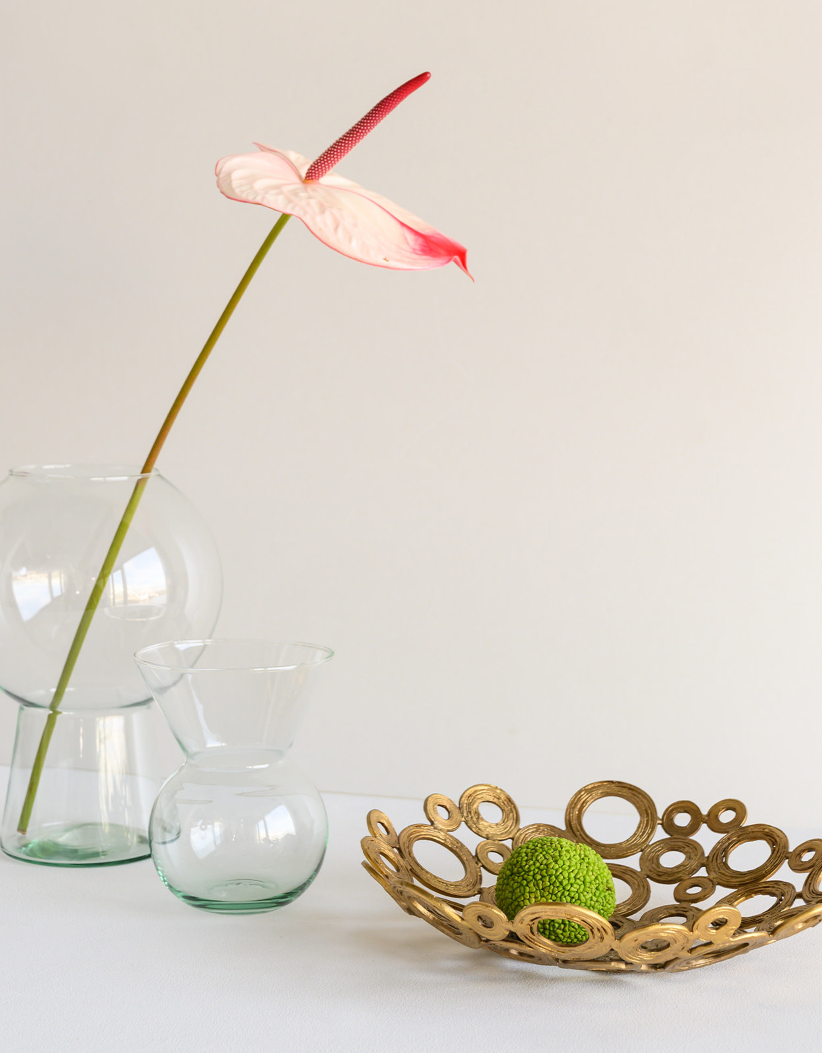 Urban Nature Culture Flower vase recycled glass BY MIEKE CUPPEN S