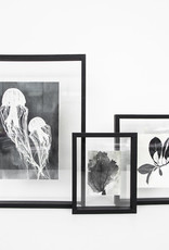 Urban Nature Culture Floating frame Minimalism S, black