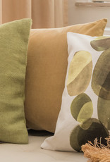 Urban Nature Culture Cushion vintage velvet prairie Sand
